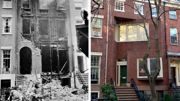 Manhattan, New York Townhouse Fire and Restoration
