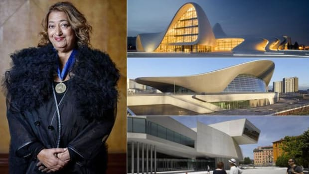 Zaha Hadid and Her Architecture