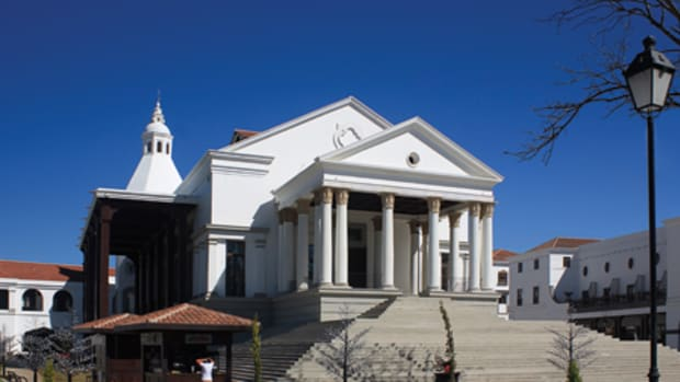 Civic Hall Palladio
