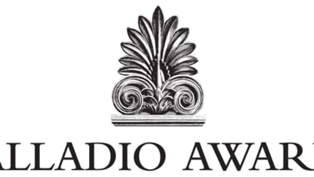 palladio awards history