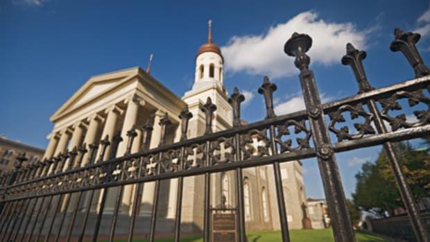 Robinson Iron restored this historic fence