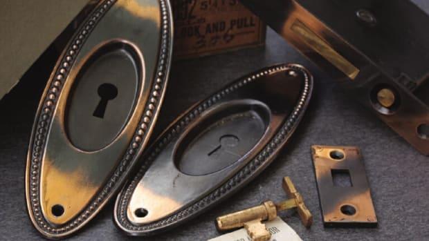 American Historic Hardware Sliding Door4