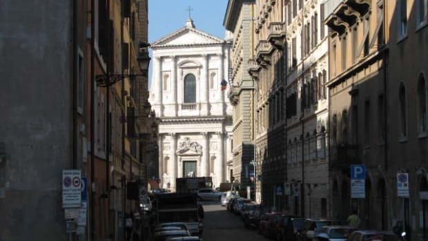 C Maderno Santa Susanna, 1598.