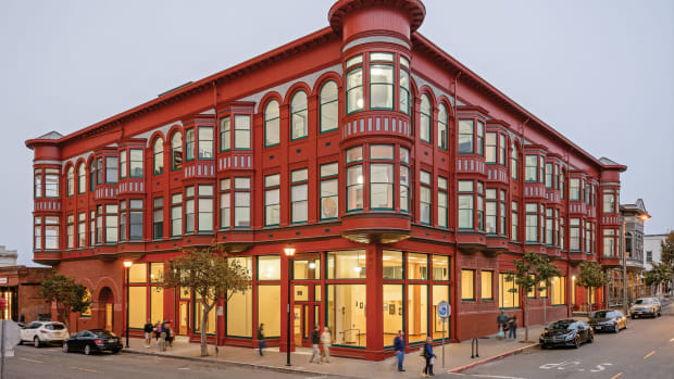 Carson Block Building, historic tax credit