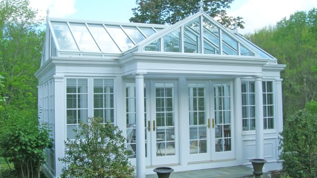 Glass House LLC conservatory photo