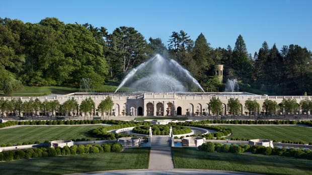 Main Fountain at Longwood Gardens