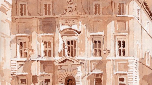1644 Palazzo di Propaganda  Fide