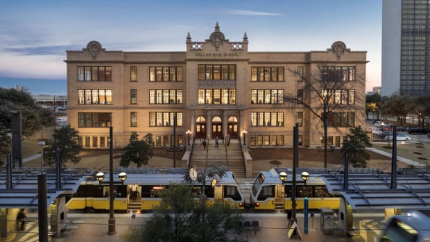 Dallas High School - James Steinkamp Photography_size