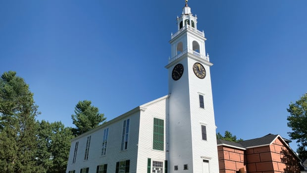 East Derry First Parish Meetinghouse
