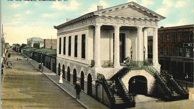 Market Hall, Charleston, S.C., c1910