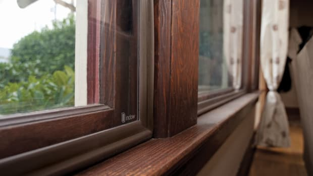 Indow window insert