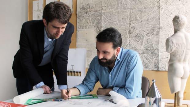 Aritz Diez Oronoz (left) and Imanol Iparraguirre (right)
