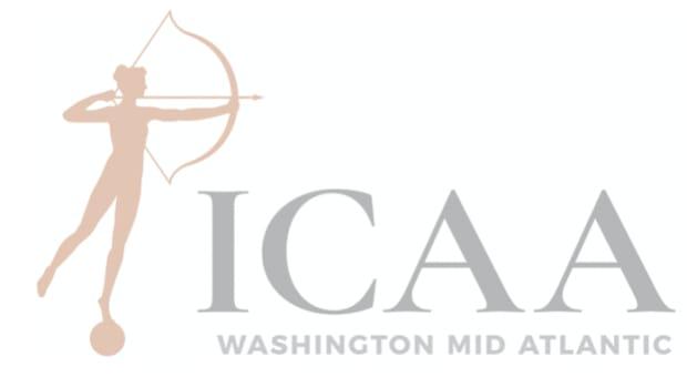 ICAA Washington Mid Atlantic logo