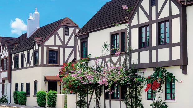 Coral Gables French Normandy Village