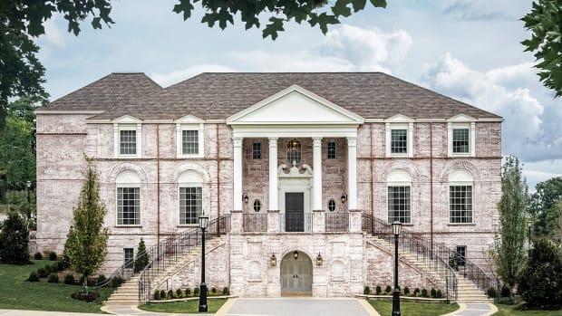 The Phi Mu house, Michael G. Imber