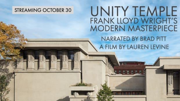 Unity Temple film
