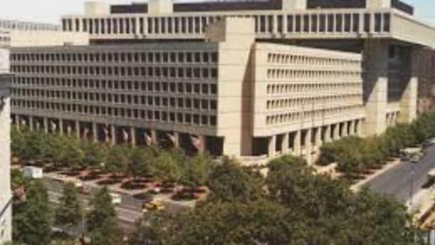 J E Hoover FBI Building, Washington