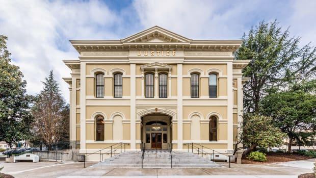 Napa County Courthouse
