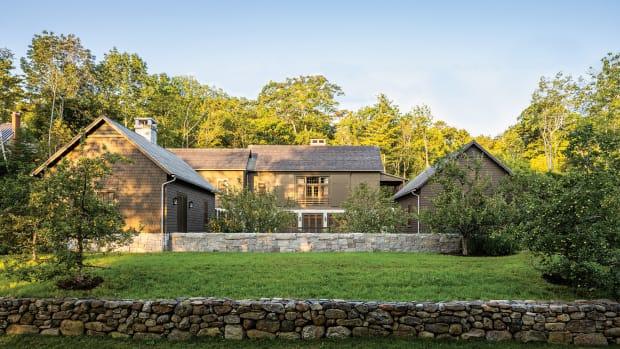 A Summer Cottage in Coastal Maine, G. P. Schafer Architect, 2020 Palladio Award