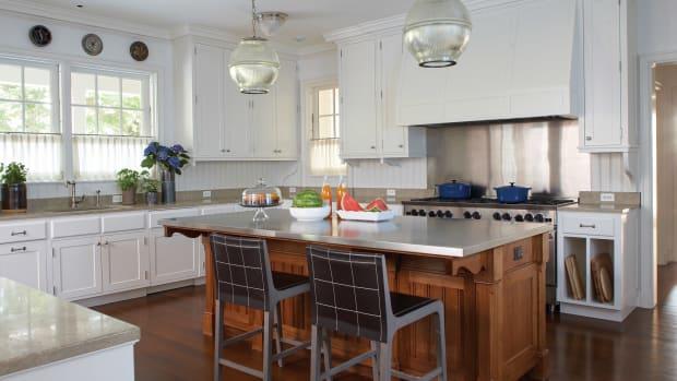Historic Estate kitchen, Ferguson & Shamamian Architects