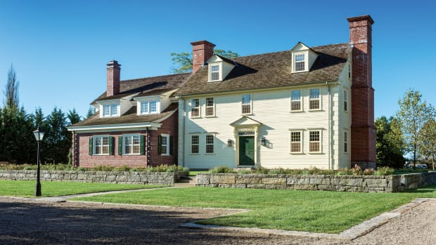 Pendleton-Chapman Farm exterior, The Cooper Group