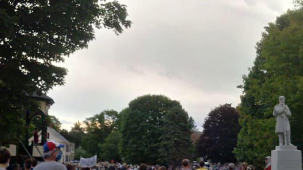 South Royalton Black Lives Matter Rally