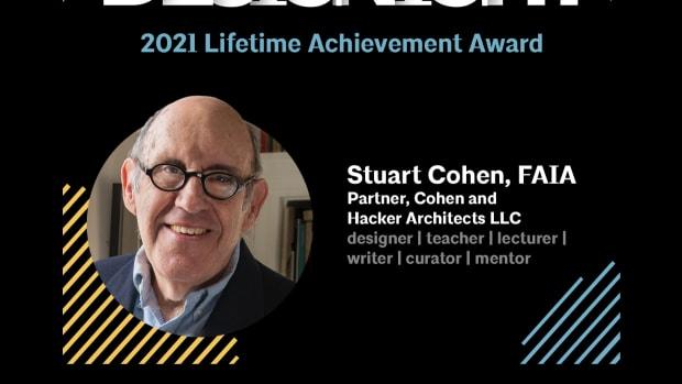 2021 Lifetime Achievement Award, Stuart Cohen
