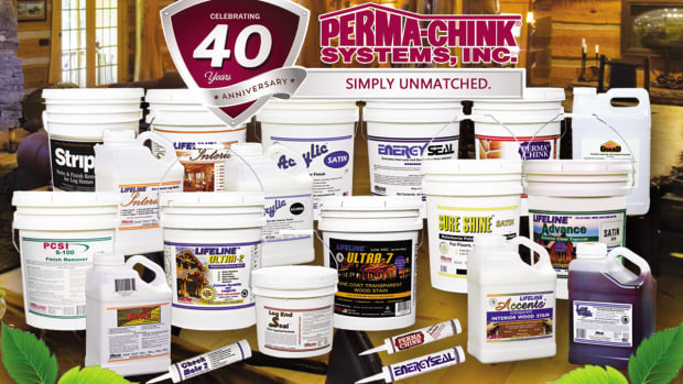 Perma-Chink products