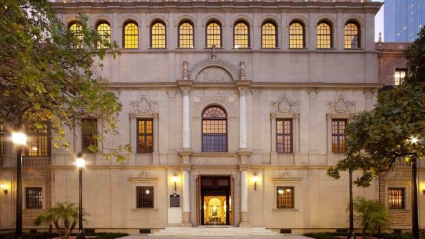Julia Ideson Library