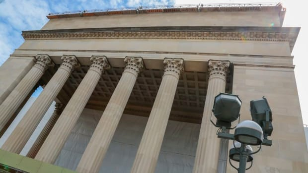 Preservation Alliance Awards, 30th Street West Portico