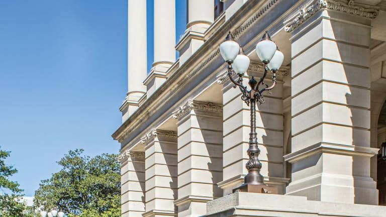 The Long-Term Restoration of Georgia's Capitol