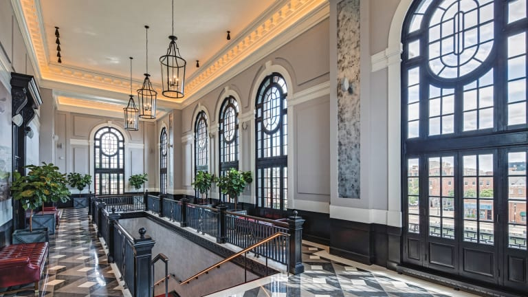 The Restoration of Sagamore Pendry Hotel