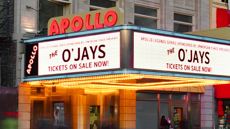 The Restoration of Harlem's Apollo Theater