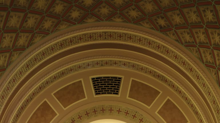 Decorative Finishing: Grand Lodge of Maryland Masonic Temple