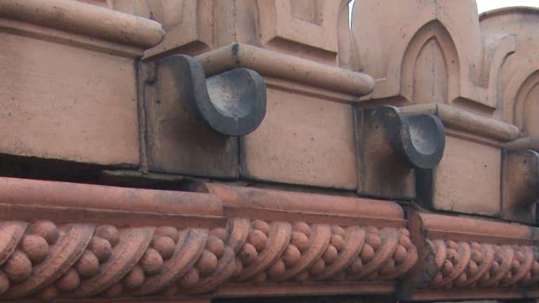 Chimney Restoration at Brooklyn's Montauk Club