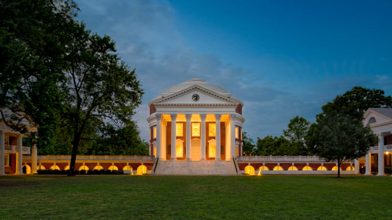 John G. Waite Associates Restores Thomas Jefferson's Rotunda