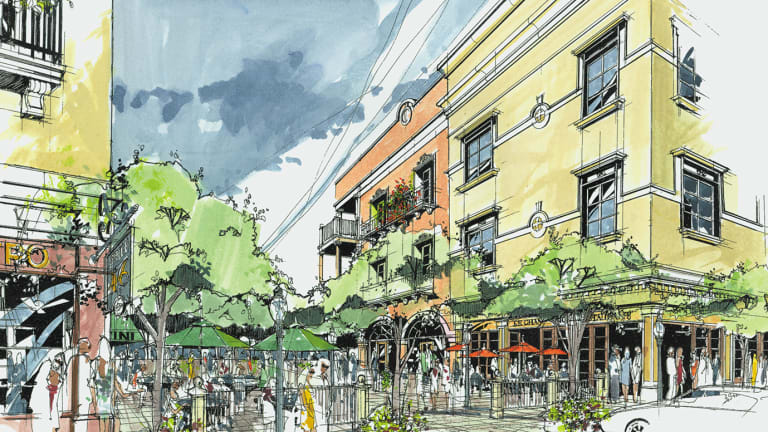 Citrus Square's New Urbanist Master Plan