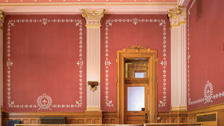 The Restoration of Colorado House and Senate