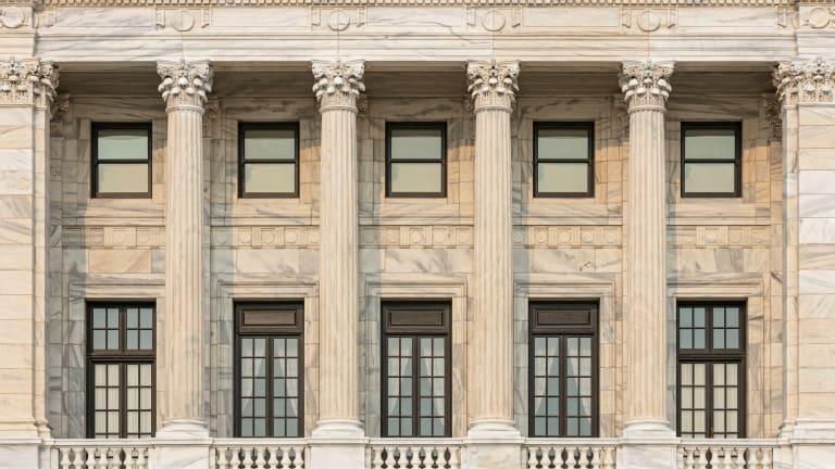 Minnesota Capitol Gets a Facelift