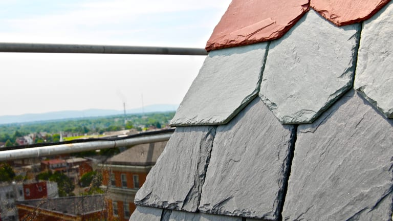 Wagner Roofing Company Receives Award from Preservation Maryland