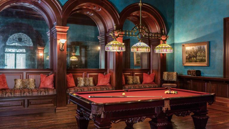 Harrison Design: Beaux-Arts Estate