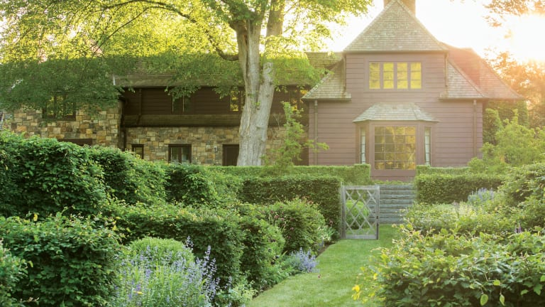 Doyle Herman Design Associates: Historic Farm in Fairfield, CT