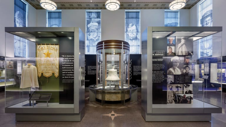 Soldiers Memorial Military Museum Restoration