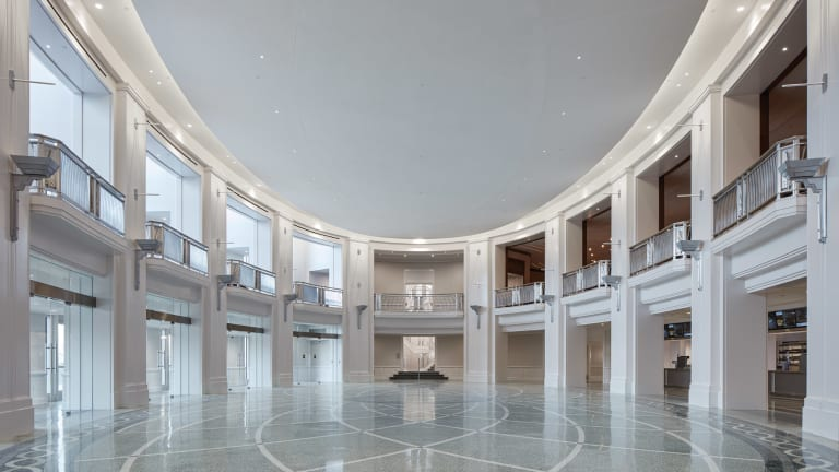 David M. Schwarz Architects Inc.: Dickies Arena