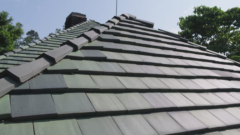 Story for Success: Ludowici and Reynolda House Roof Tile Replication