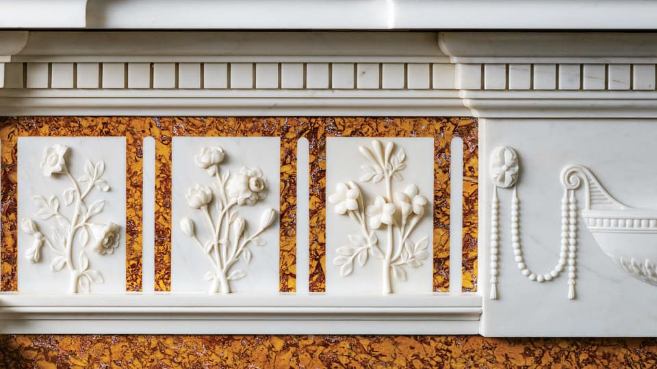 Chesneys Reproduction Mantels