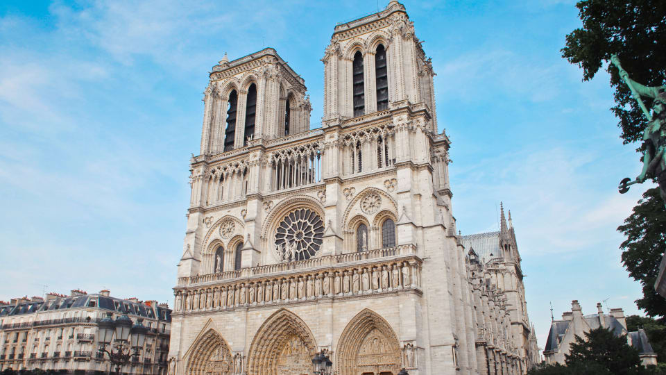 Let's Help Restore Notre Dame Cathedral!