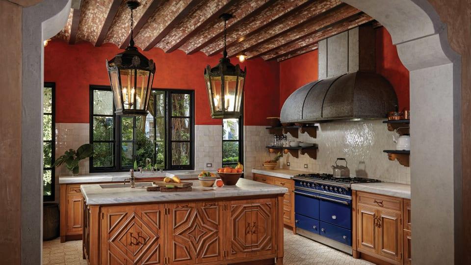 Spanish Colonial Revival Restoration