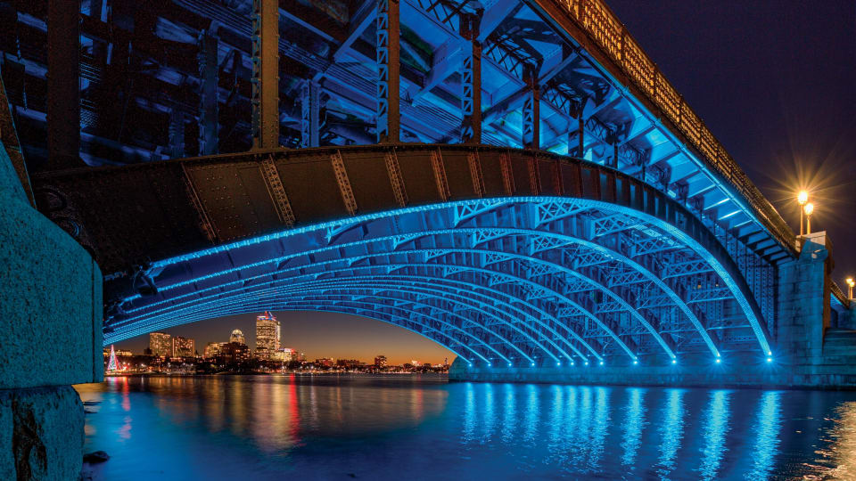 Rosales + Partners: Longfellow Bridge