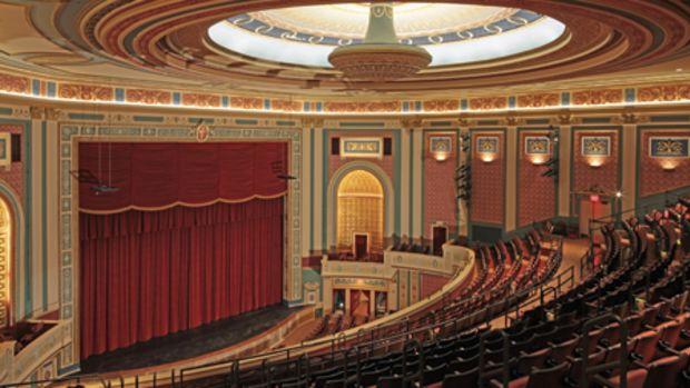 Lerner Theatre, Elkhart, IN